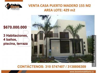 *venta Casa Puerto Madero El Peñon