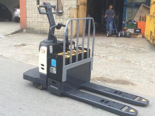 Porta Estibas Electrico Crown Pe4000/pe4500