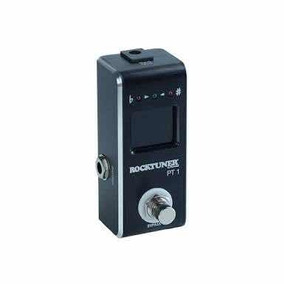 Pedal Afinador Rock Tuner Mini By Warwick