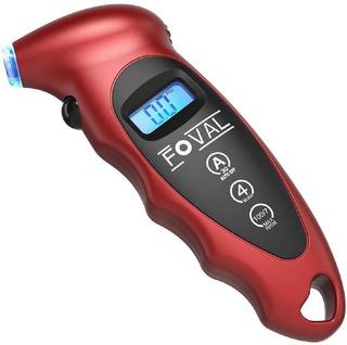Calibrador Medidor Digital Presión De Aire Llantas Neumático