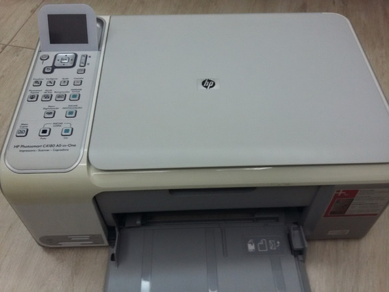 Impressora Hp C4180