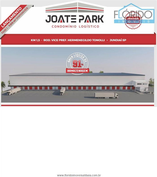 Galpões Industriais Para Alugar Em Jundiaí/sp - Alugue O Seu Galpões Industriais Aqui! - 1389610