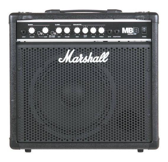 Amplificador Para Bajo Marshall Mb 30 Cuotas