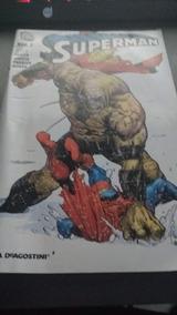 Revista Espanhola Superman 3 Planeta De Agostini Rara Euro