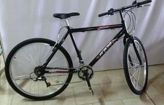 Bicicleta Todo Terreno Rodado 26 18 Velocidades Ram
