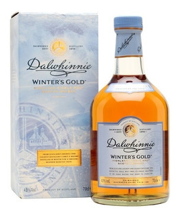 Whisky Dalwhinnie Winters Gold Highland Single Malt Env Grat