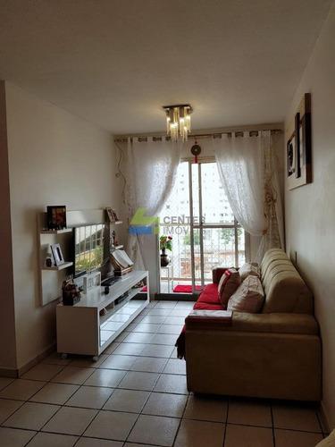 Imagem 1 de 15 de Apartamento - Cambuci - Ref: 14468 - V-872465