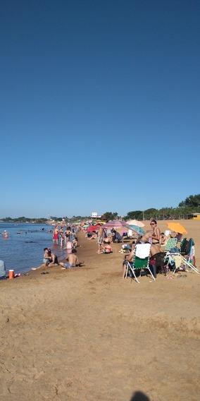 Alquilo Casa Con Pileta A 150 Mtros De La Playa-