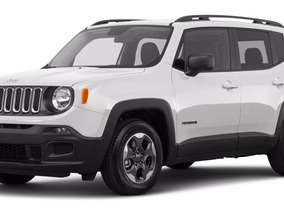 Jeep Renegade Latitude 4cil 130hp 1.8l At 6ve Rin 18 Abs Rhc