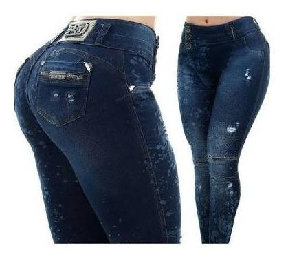 Calça Cigarrete Pit Bull Jeans Original Ref.25193
