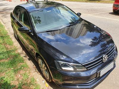 Volkswagen Jetta 2016/2016 Preto Em Excelente Estado