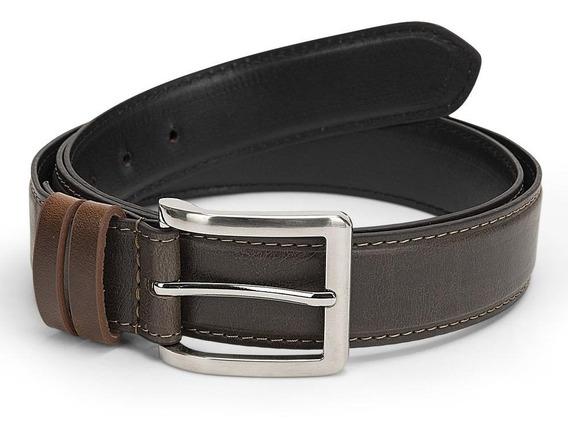 Cinturones Hombre Piel Sintetica Moda Casuales K85101