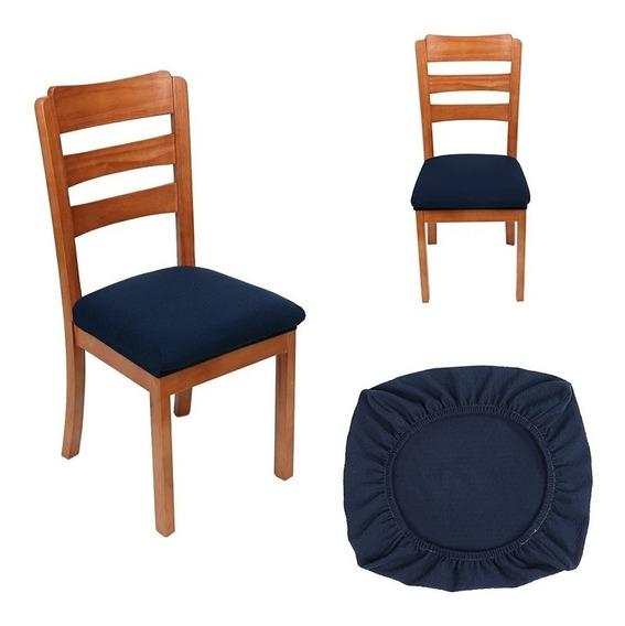 Promoção Capas Para Assento Banqueta Cadeira Cozinha Malha