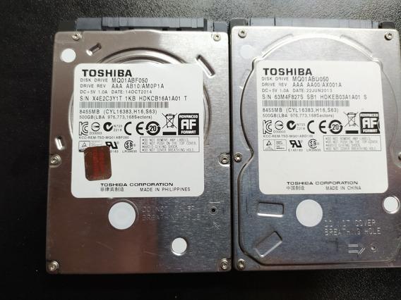 Hd 2,5 Toshiba 500gb