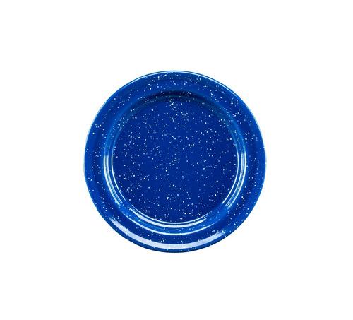 Juego De Plato Ensalada De Peltre, 6 Piezas Azul