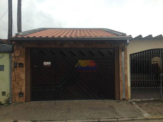 Casa À Venda, 85 M² Por R$ 345.000,00 - Alto Ipiranga - Mogi Das Cruzes/sp - Ca0310