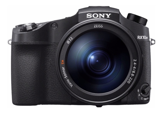 Sony Rx10 Iv 4k Carl Zeiss 24-600 Eye-af 5 Baterias Nf 2020