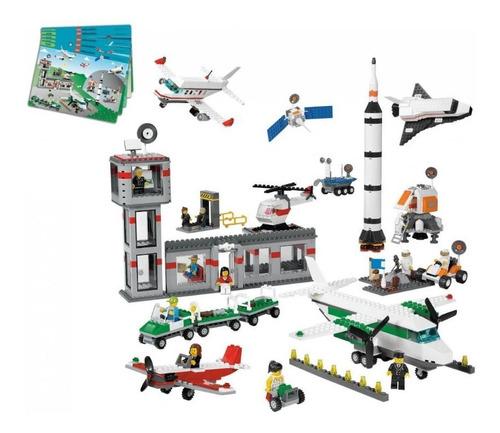 Set Espacio Y El Aeropuerto Lego Education