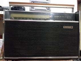 Radio Transglob Philco 8 Faixa Am + Fm