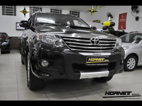 Toyota Hilux Sw4 Srv 3.0 4x4 At 2013 *top*7 Lugares*linda*