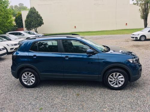 Nueva Volkswagen T-cross Anticipo O Su Usado + Cuotas S