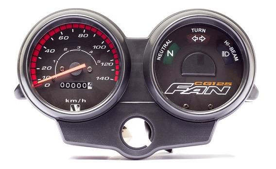 Painel Completo Para Moto Honda Cg 125 Fan 05/08