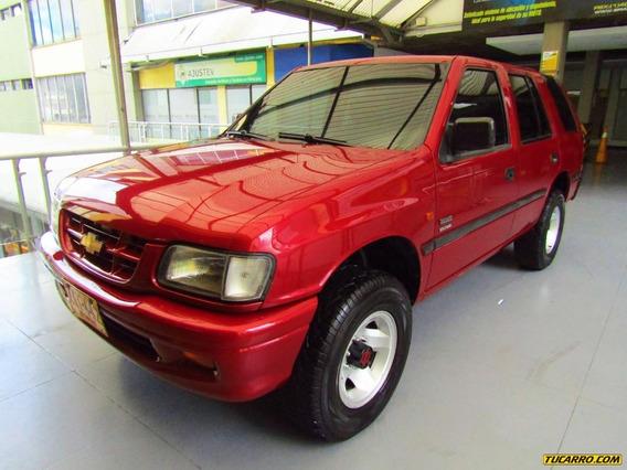 Chevrolet Rodeo 4x4 Univo Dueño