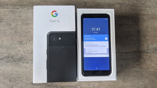 Celular Google Pixel 3a ( Trinco Fio De Cabelo Na Tela )