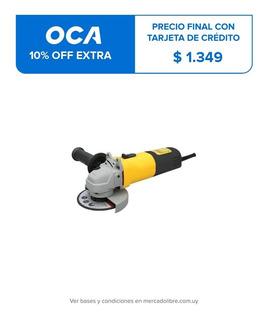 Amoladora Goldex 41/2 650w Reforzada 1 Año Garantía