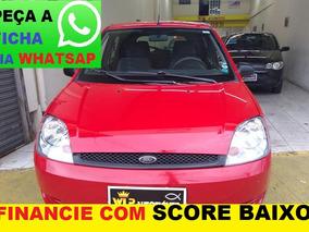 Ford Fiesta Financiamento Com Score Baixo