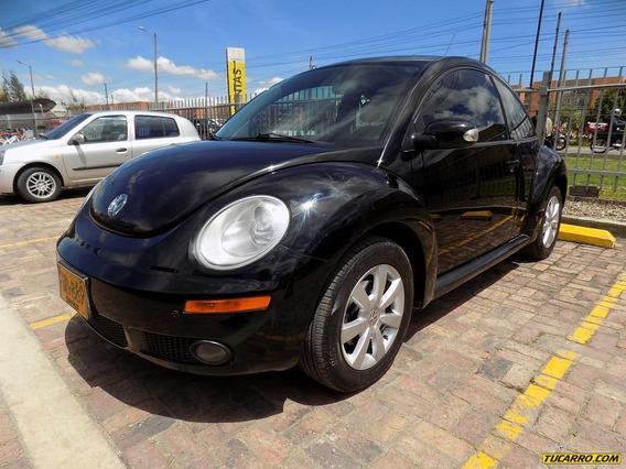 Volkswagen New Beetle Gls 2.0cc At Aa
