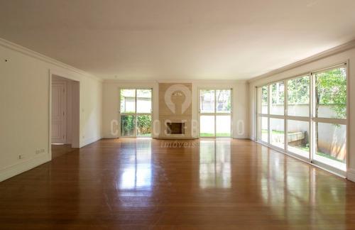 Casa Em Condomínio De Alto Padrão A Venda Próxima Ao Clube Paineiras - Cf64871