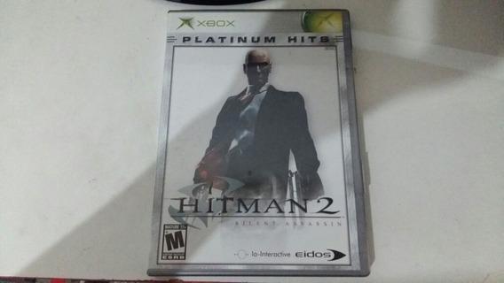 Hitman 2 Platinum Hits Para Xbox 1