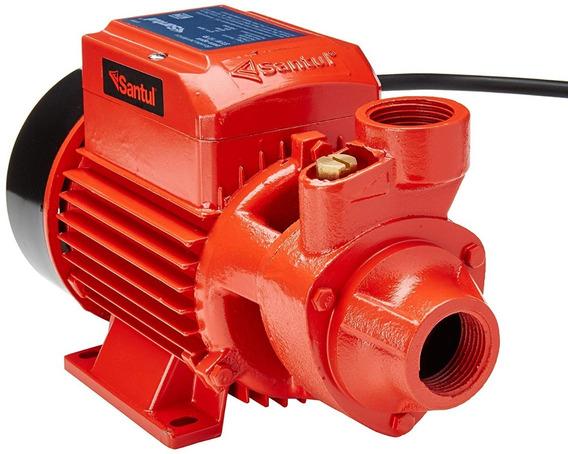 Bomba Agua Eléctrica 0.50 1/2 Hp Periférica Santul 2 Plantas