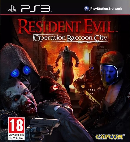 Resident Evil Operation Raccoon City Ps3 - Play Mexico