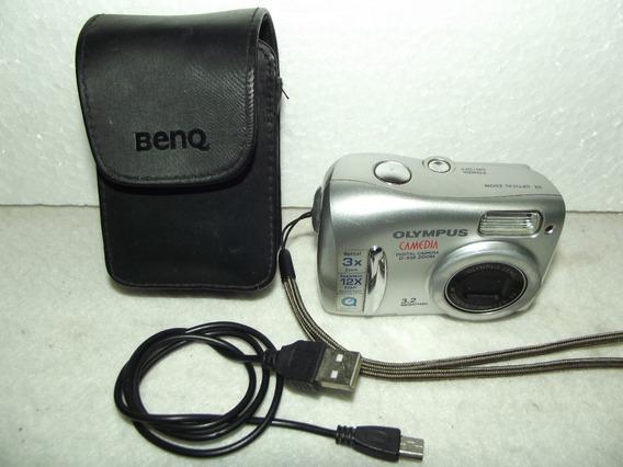 Camera Digital Olympus D-535 3.2megapixel 3x Zoom