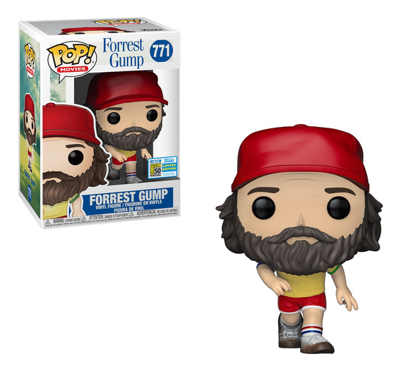 Figura Funko Pop Movies Forrest Gump- Forrest W/beard 771