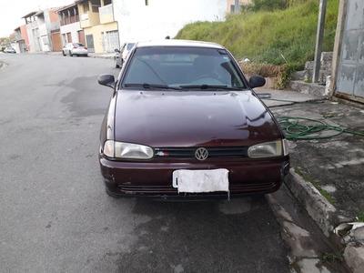 Volkswagen Gol 1.0 16v Serie Ouro 3p 1998