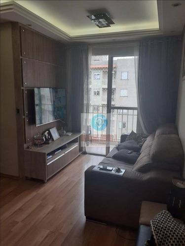Apartamento Com 3 Dormitórios À Venda, 56 M² Por R$ 234.000,00 - Jardim São Miguel - Ferraz De Vasconcelos/sp - Ap0218