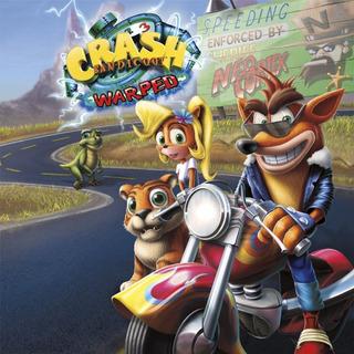 Crash Bandicoot 3 Warped Ps3 Original Entrega Inmediata