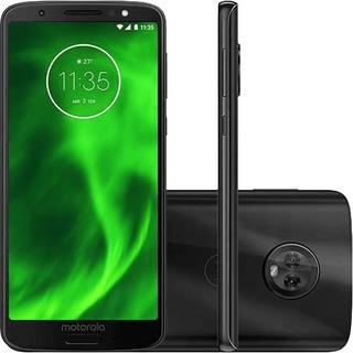 Motorola Moto G6 Indigo 32gb + Capa | Seminovo