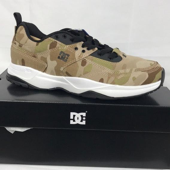 Tênis Dc Shoes Tribeka Tx Se Camo Camuflado Eua Original