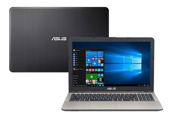 Notebook Asus Max X541na-go473t Quad Core 4gb 500gb 15.6