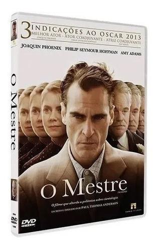 Dvd O Mestre - Paris Filmes