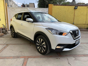 Nissan Kicks 1.6 Exclusive 2019 Piel Gps Camara 360 Led
