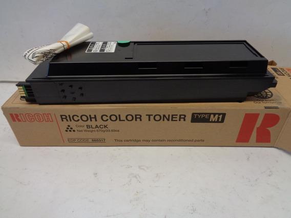 Kit Toner Ricoh Af 1224/1232 Type M1 5 Peças Original