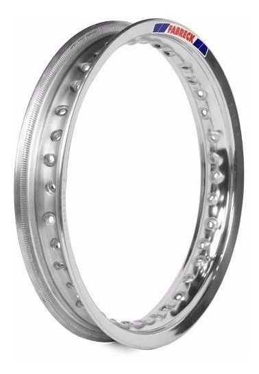 Aros Motos Aluminio Titan/fan 125/150 Dianteiro/traseiro Par