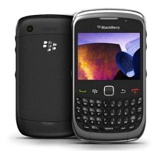 Blackberry 9300 Curve 3g Nf Não Possui Whatsapp Usado