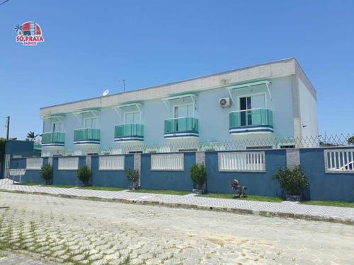 Imagem 1 de 16 de Sobrado Com 2 Dormitórios À Venda, 82 M² Por R$ 195.000,00 - Flórida Mirim - Mongaguá/sp - So0025