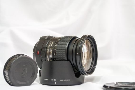 Lente Nikon Af-s Dx Nikkor 18-200 Mm F/3.5-5.6g Ed Vr